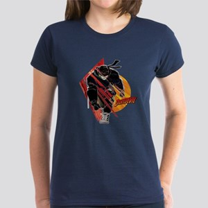 Daredevil Running Women's Dark T-Shirt
