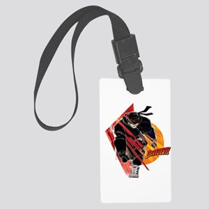 Daredevil Running Large Luggage Tag