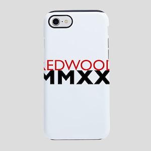 Redwood Roman iPhone 7 Tough Case