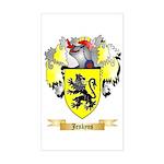 Jenkyns Sticker (Rectangle)