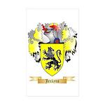 Jenkyns Sticker (Rectangle 10 pk)