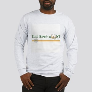 Flipflops East hampton Long Sleeve T-Shirt