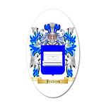 Jendrys 35x21 Oval Wall Decal