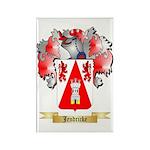 Jendricke Rectangle Magnet (100 pack)