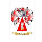 Jendricke Postcards (Package of 8)