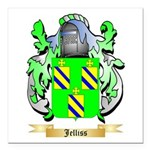 Jelliss Square Car Magnet 3
