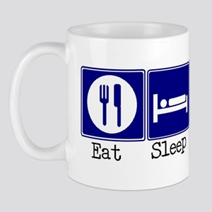 Eat, Sleep, Weave Mug