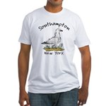 Seagull Southampton Fitted T-Shirt