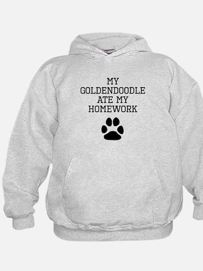 My Goldendoodle Ate My Homework Hoodie
