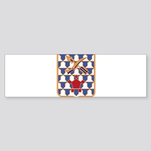 16th Infantry Regiment Military Pat Bumper Sticker