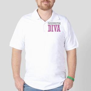 Underwriting DIVA Golf Shirt