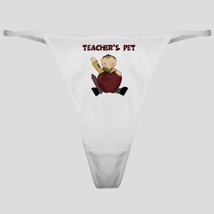 Teacher's Pet Classic Thong