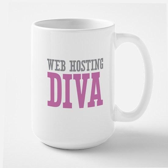 Web Hosting DIVA Mugs