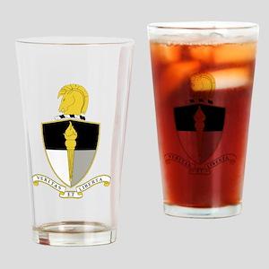 John F. Kennedy Special Warfare Cen Drinking Glass