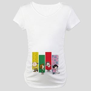 The Peanuts Gang Maternity T-Shirt