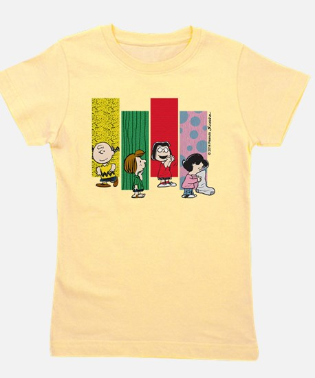 The Peanuts Gang Girl's Tee