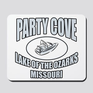 Party Cove LoTo Mousepad