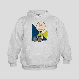 The Peanuts Gang: Charlie Brown Kids Hoodie
