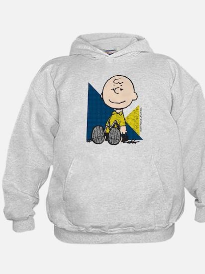 The Peanuts Gang: Charlie Brown Hoody