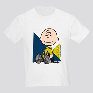 The Peanuts Gang: Charlie Brown Kids Light T-Shirt