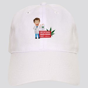 medicinalmarijuanadoc.com logo Cap