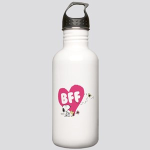 Snoopy and Woodstock Stainless Water Bottle 1.0L
