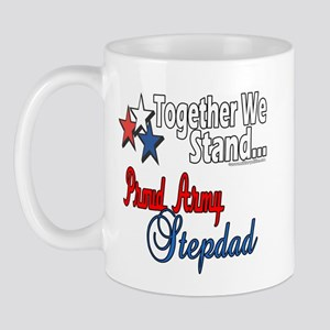 Army Stepdad Mug