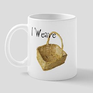 i weave Mug