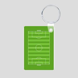 Soccer Field Keychains