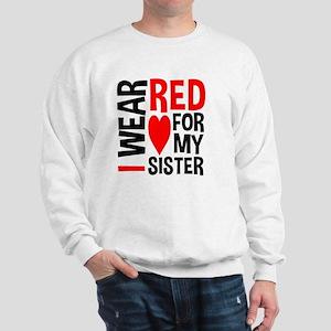 Red Sister Sweatshirt