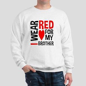 Red Brother Sweatshirt