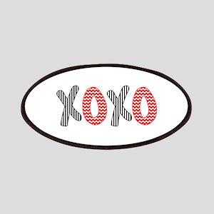 XOXO Patches