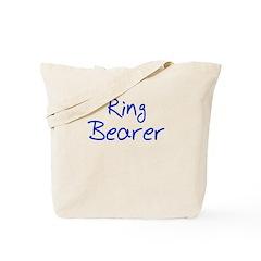 Casual Ring Bearer Tote Bag