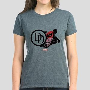 Daredevil Icon Women's Dark T-Shirt