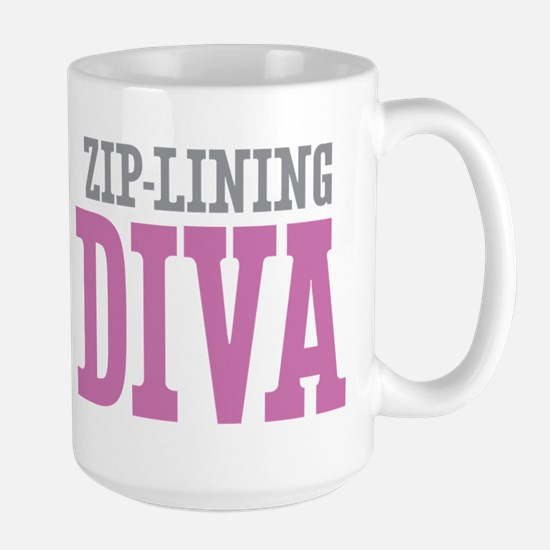 Zip-Lining DIVA Mugs