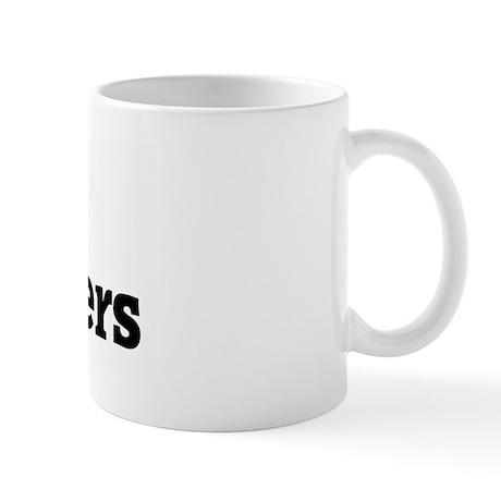 I Love Gangsters Mug