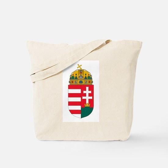 Magyar Arms Tote Bag