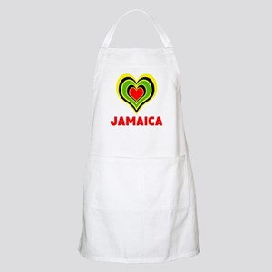 JAMAICA HEART Apron