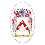 Jelbart Sticker (Oval 50 pk)