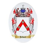 Jelbart Ornament (Oval)
