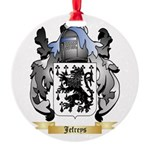 Jefreys Round Ornament