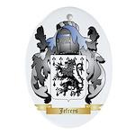 Jefreys Ornament (Oval)