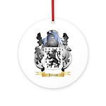 Jefreys Ornament (Round)