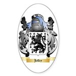 Jeffry Sticker (Oval)