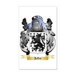 Jeffry 35x21 Wall Decal