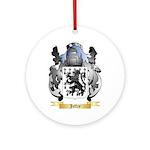 Jeffry Ornament (Round)