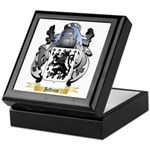 Jeffries Keepsake Box