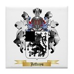Jeffreys 1 Tile Coaster