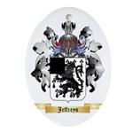 Jeffreys 1 Ornament (Oval)