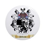 Jeffreys 1 Ornament (Round)